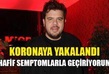 Photo of Oyuncu Eser Yenenler Koronaya yakalandı