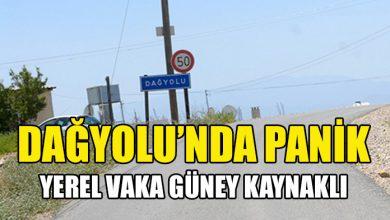 Photo of Yerel vaka Dağyolu köyünden