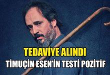 Photo of Hekimoğlu dizisinin başrolü Timuçin Esen, Koronavirüs'e yakalandı