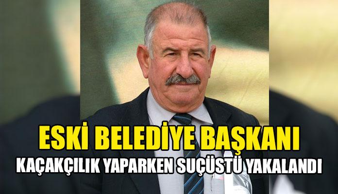 Akdoğan eski Belediye Başkanı Adem Ademgil kaçakçılıktan tutuklandı